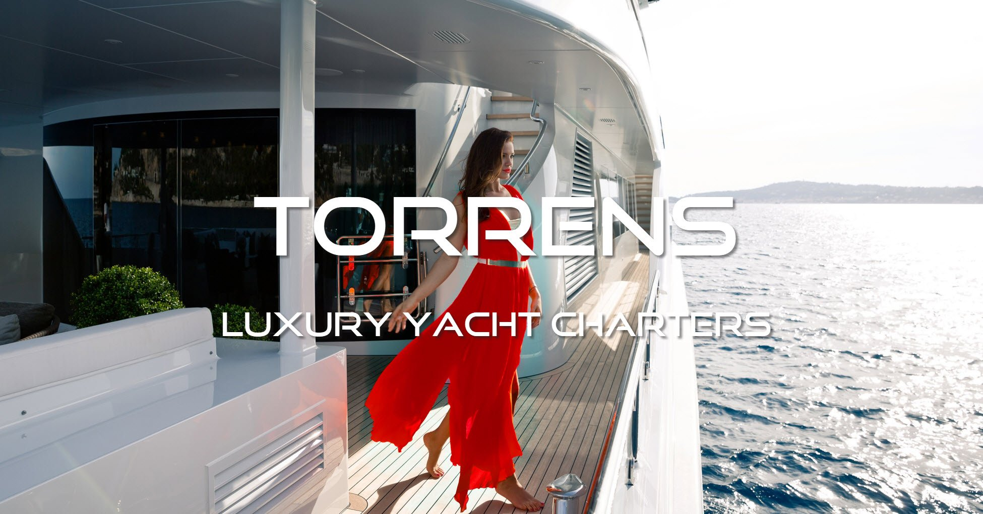 Torrens Luxury Collection Yacht Charters