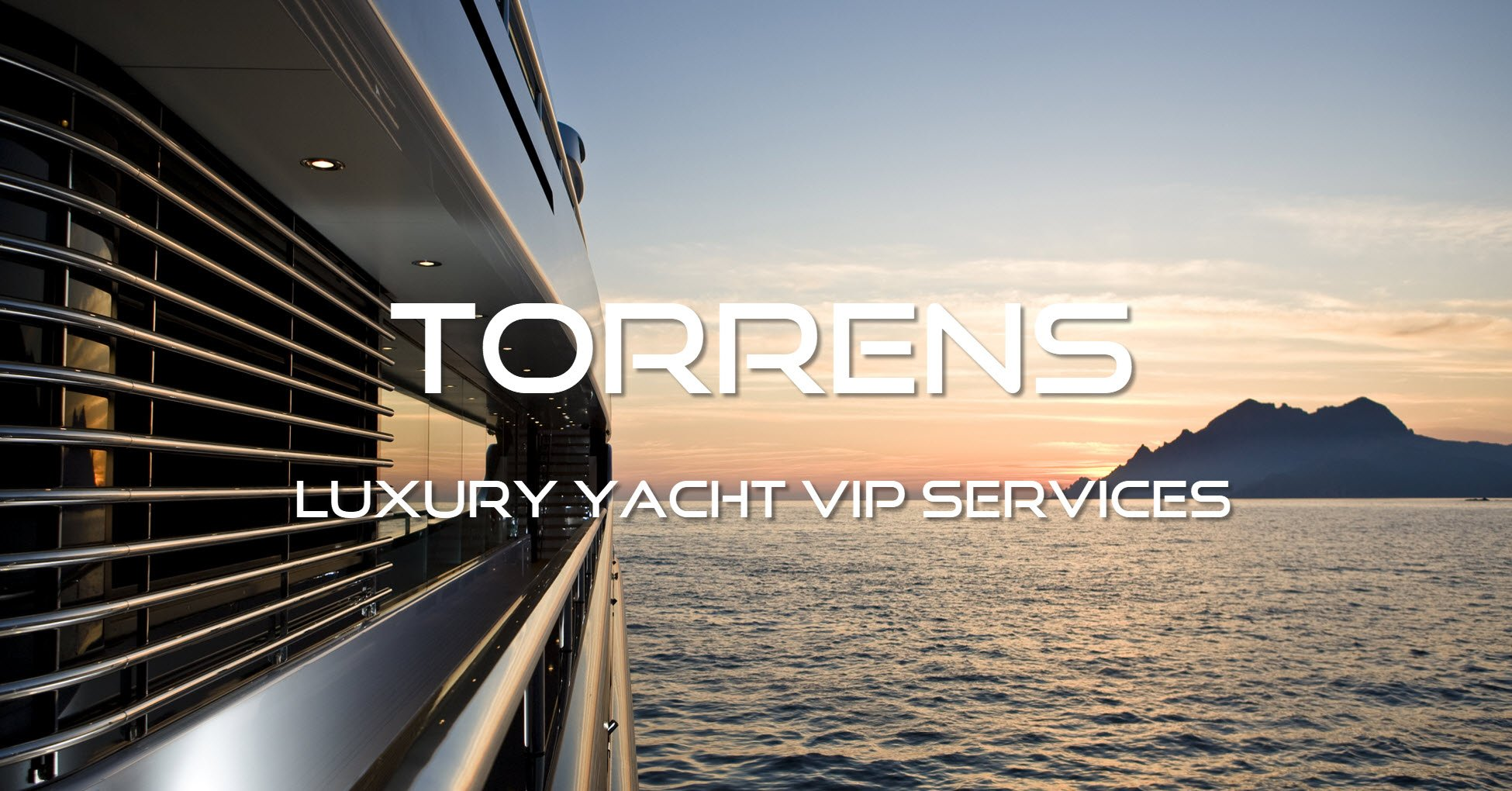Torrens Luxury Collection Yacht VIP Services